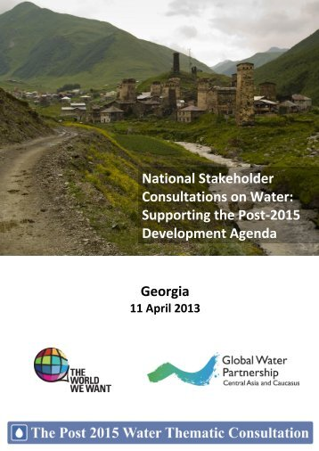 Georgia - Global Water Partnership