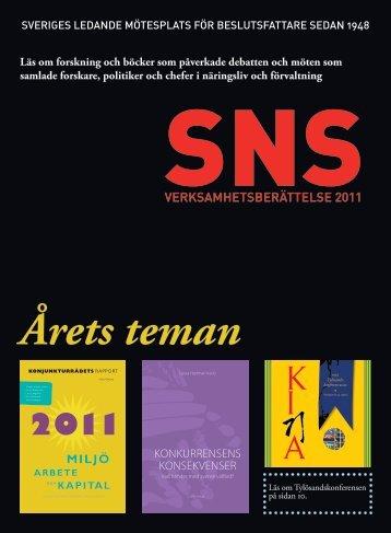 2011 2.5 MB pdf - SNS