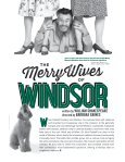 The Merry Wives of Windsor • 2013 - Chicago Shakespeare Theater - Page 3