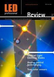 LED professional Review - fonarevka