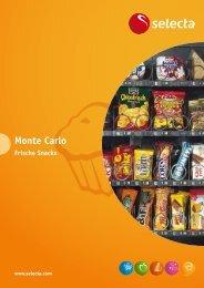 Prospekt Monte Carlo - Selecta Deutschland GmbH