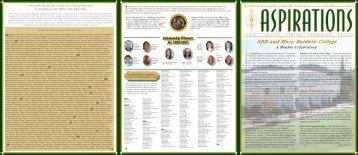 SBD and Mary Baldwin College - Sigma Beta Delta