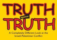 A Completely Different Look at the Israeli-Palestinian Conflict