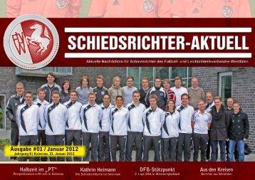 Ausgabe #01 / Januar 2012 - Kreis 12