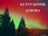 Auroralar
