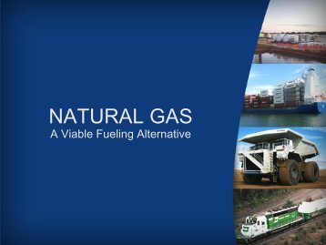 A Viable Fueling Alternative - (HHP) Summit