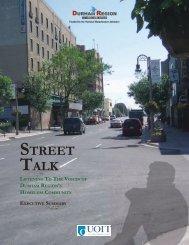 STREET TALK - University of Ontario Institute of Technology
