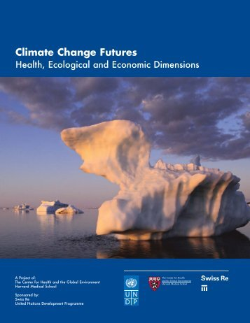 Climate change futures: health, ecological and economic dimensions