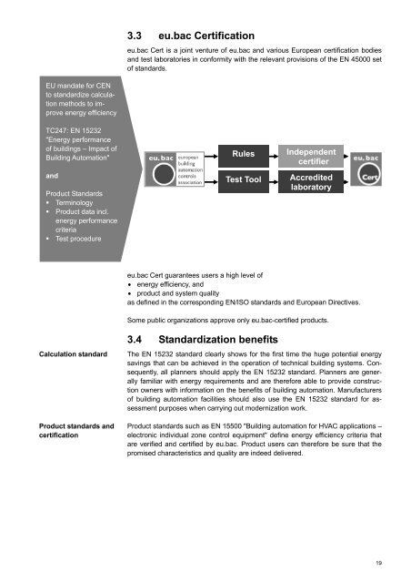 Building automation – impact on energy efficiency - Siemens ...