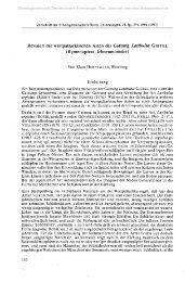 Revision der westpaläarktischen Arten der Gattung Latibulus GIST EL