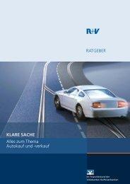 Kfz-Ratgeber - Volksbank Jever eG