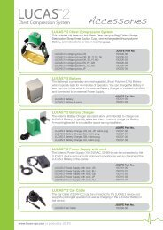 900123-00 LUCAS 2 Accessories.pdf - Lucas CPR