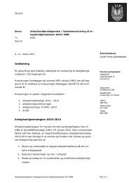 Arbejdsmiljøredegørelse 2010 (pdf 171 KB) - Aarhus.dk