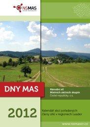 DNY MAS - Národní síť MAS ČR