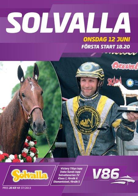 ONSDAG 12 JUNI - Solvalla