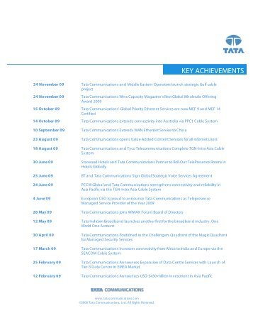 compay overview tata communications Tata group (/ ˈ t ɑː t ɑː /) is an indian multinational conglomerate holding company headquartered in mumbai, maharashtra founded in 1868 by jamshedji tata , the company gained international recognition after purchasing several global companies, beginning with tetley in 2000, recorded as the biggest acquisition in indian corporate history.