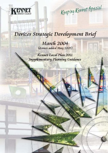 Devizes Strategic Development Brief - Wiltshire Council