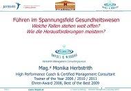 Präsentation Mag. Herbstrith (Linzer Sommergespräche 2013)