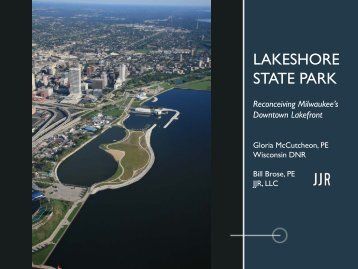 lakeshore state park - American Planning Association, Wisconsin ...
