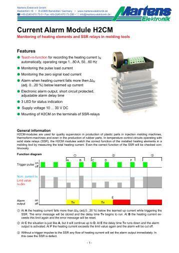 H2CM-V1_1-00- Prospekt - Martens Elektronik GmbH
