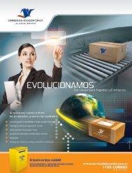 revista octubre - Correos del Ecuador