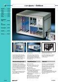 Baugruppenträger, Gehäuse und Einschubtechnik - Page 2