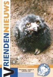 2001-23-03 - Vrienden van Blijdorp