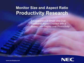 Monitor Size And Aspect Ratio Productivity ... - Advanced News