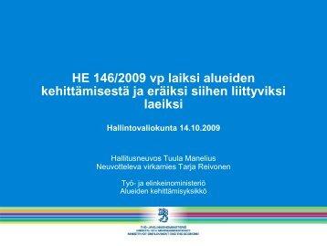 Alueiden kehittämislaki, Heikki Aurasmaa - Keski-Suomen liitto