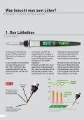 Die Ersa Lötfibel Löten leicht gemacht - ERSA-Shop - Seite 6