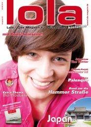 Hammer Straße - lola - Das Magazin für Düsseldorf