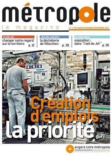 Metropole 37.pdf - Angers Loire Métropole
