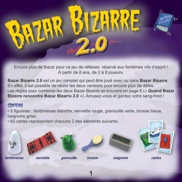 Bazar Bizarre 2.0 - Gigamic