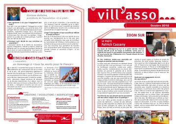 Octobre 2012 - Villeneuve sur Lot
