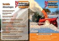 Niederer Powertec GmbH - Landtechnik Graml