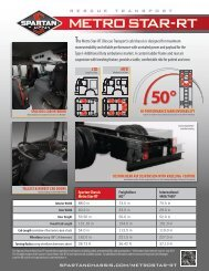 Download Brochure (PDF) - Spartan Chassis