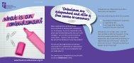 What is an ombudsman? [factsheet downloads in PDF format]