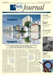 Link zur PDF des HWB-Journals April 2010 - h e n n i g s d o r f . d e