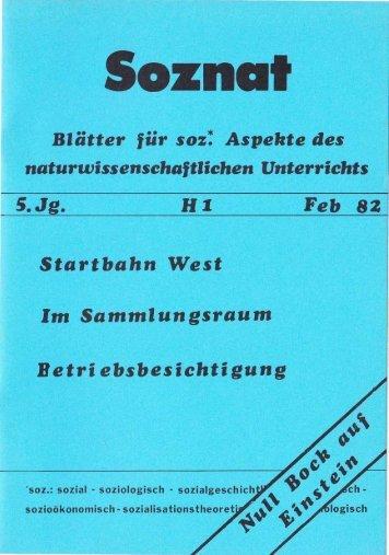 Heft 1/1982