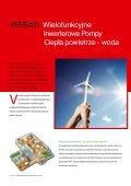 Prospekt pompa ciepła powietrze-woda Versati - Air Trade Centre - Page 2