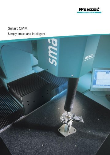 Smart CMM - EMS: European Metrology Systems sa