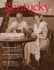 April 2006 - Kentucky Humanities Council