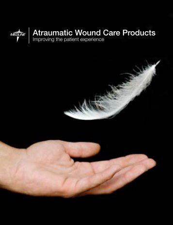 Atraumatic Wound Care Products - Safe Home Products