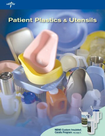 Patient Plastics & Utensils