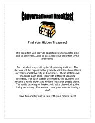 Find Your Hidden Treasures! - Fluency Friday Plus