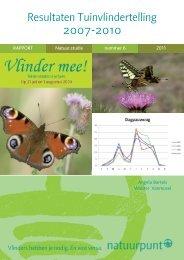 resultaten vlindertelweekend 2010 - Natuurpunt