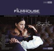 6 nov 09 3 dec 09 3 cinemas cafe bar - Filmhouse Cinema Edinburgh