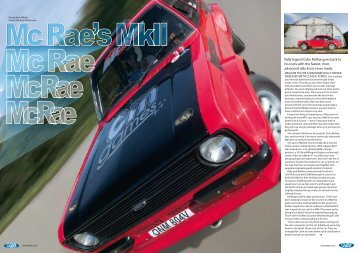 Photos Michael Whitestone - Classic Ford