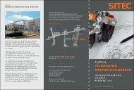 Technischer Produktdesigner - SITEC Industrietechnologie GmbH