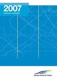 Rapport financier 2007 - RFF